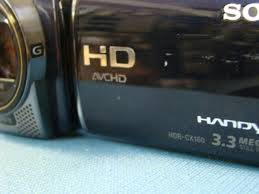 Sony HDR-CX160 Repair