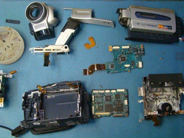 Sony DCR-TRV18
