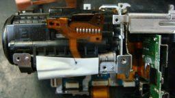 Canon Vixia HG20 Repair
