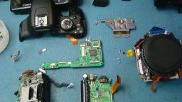 Canon Rebel XSI Repair