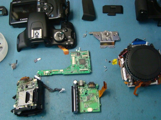 Canon Rebel XSI Repair