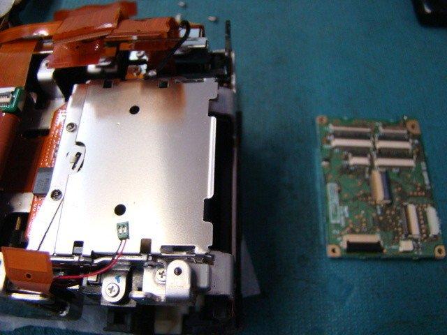 Canon EOS 20D Repair