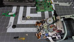 Sony EV-C100 Repair