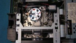 sony ev-c100 transport repair