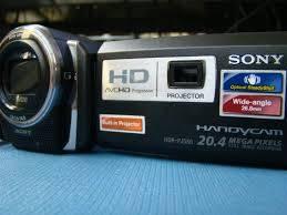 Sony HDR-PJ580V Repair