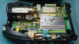 Panasonic Dew Error