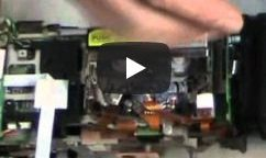 Canon XHA1 – How to Disassemble – Repair Video