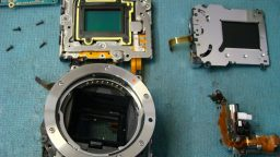 Sony SLT-A33 Repair