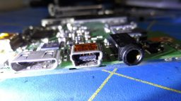 Canon 5D Mark II Broken USB Port