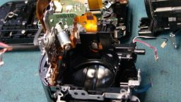 Canon Vixia HF S200 Repair