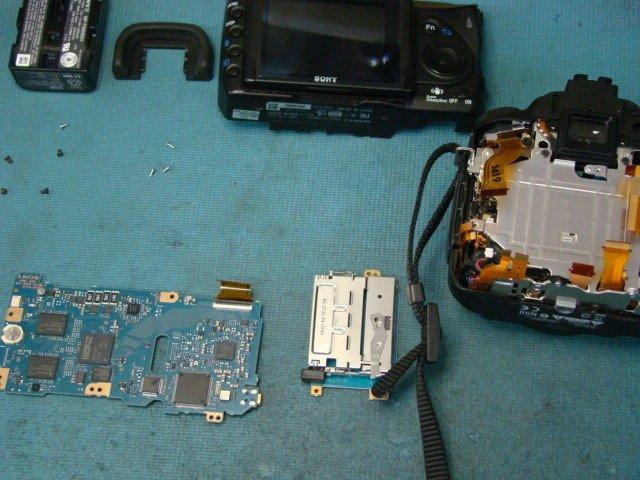 Sony DSLR-A350 Repair