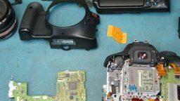 Canon EOS Rebel T3i Repair