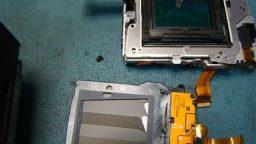 Sony SLT-A99V Repair