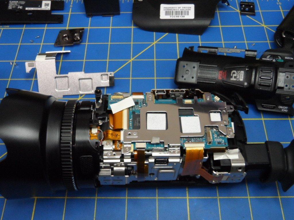 Canon XA10 Repair