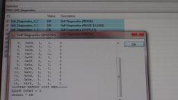 Sony PMW-200 Diagnostics