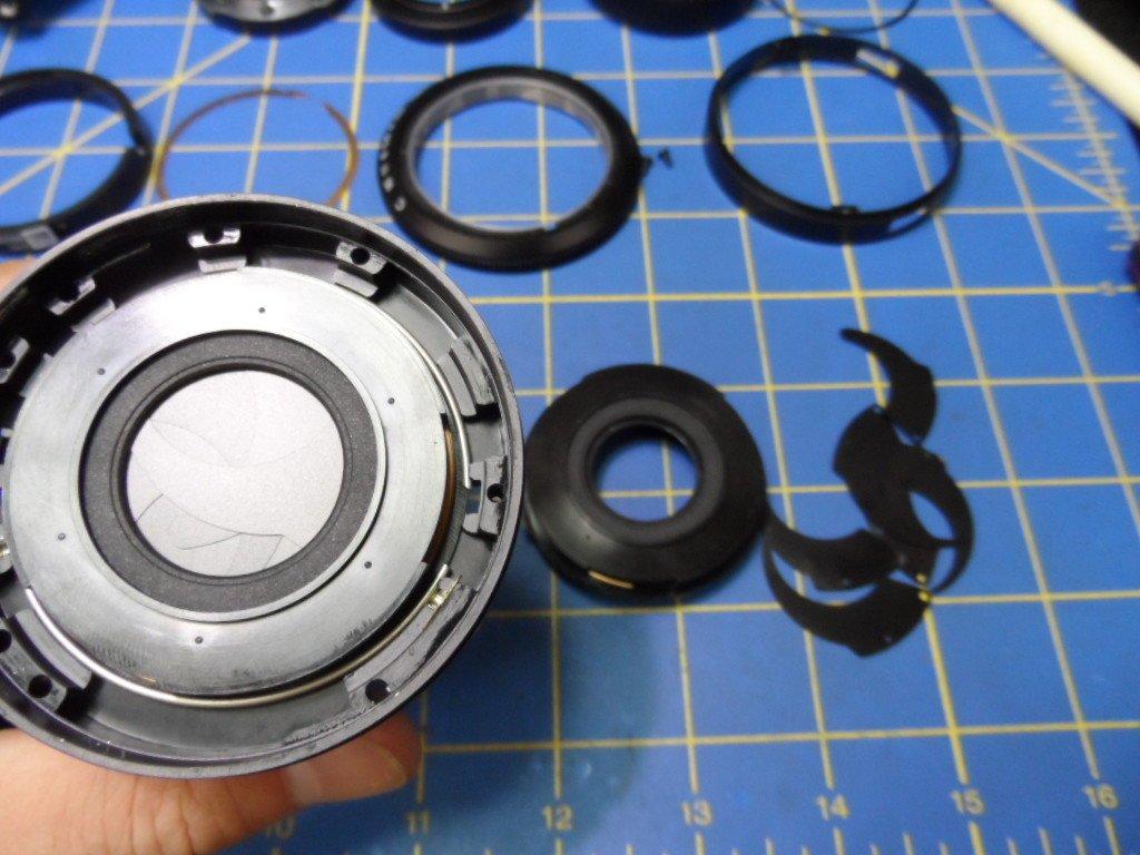 Fujinon Lens Repair XT17sx4.5BRM-K1