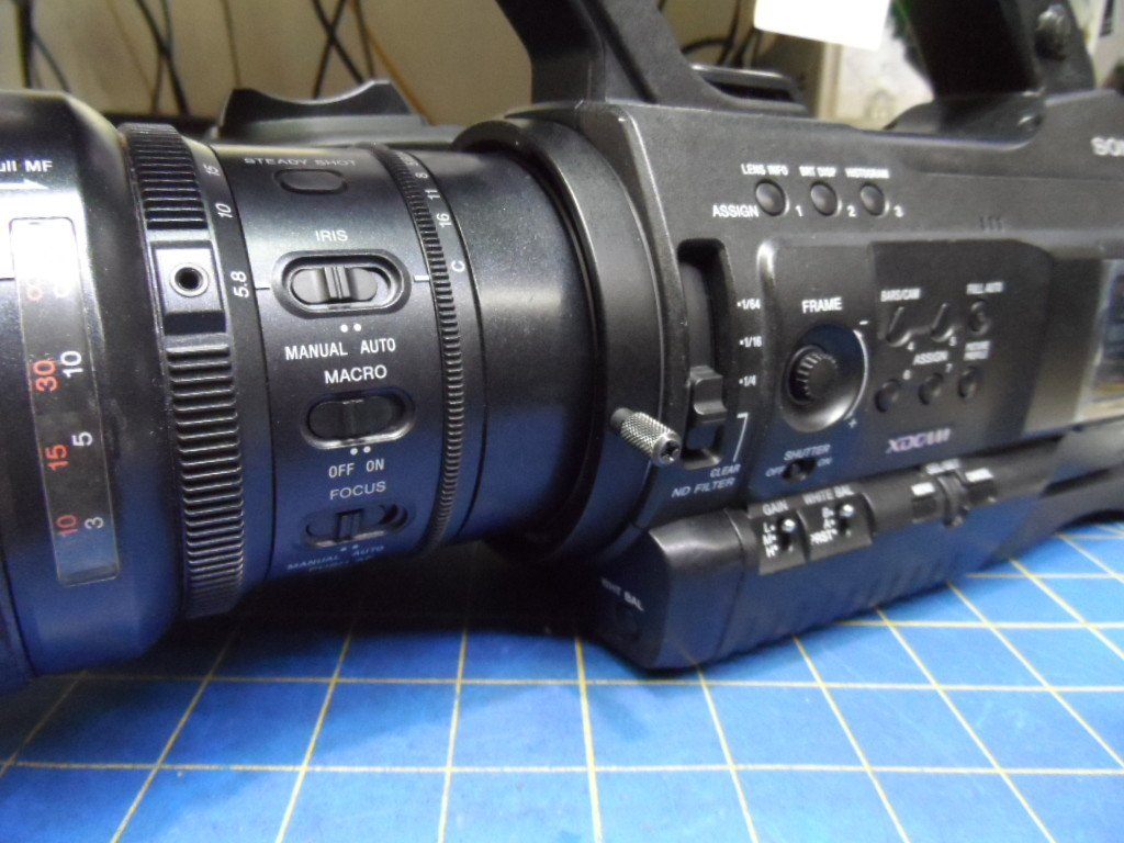 Sony PMW-300 | MYK Camera Camcorder Repair Services