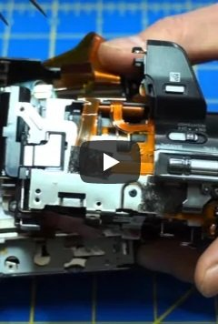 Sony HDR-HC9 C:32:11 Error Repair Video