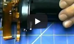 Sony Z5U FX1000 C:32:60 Error Repair Video