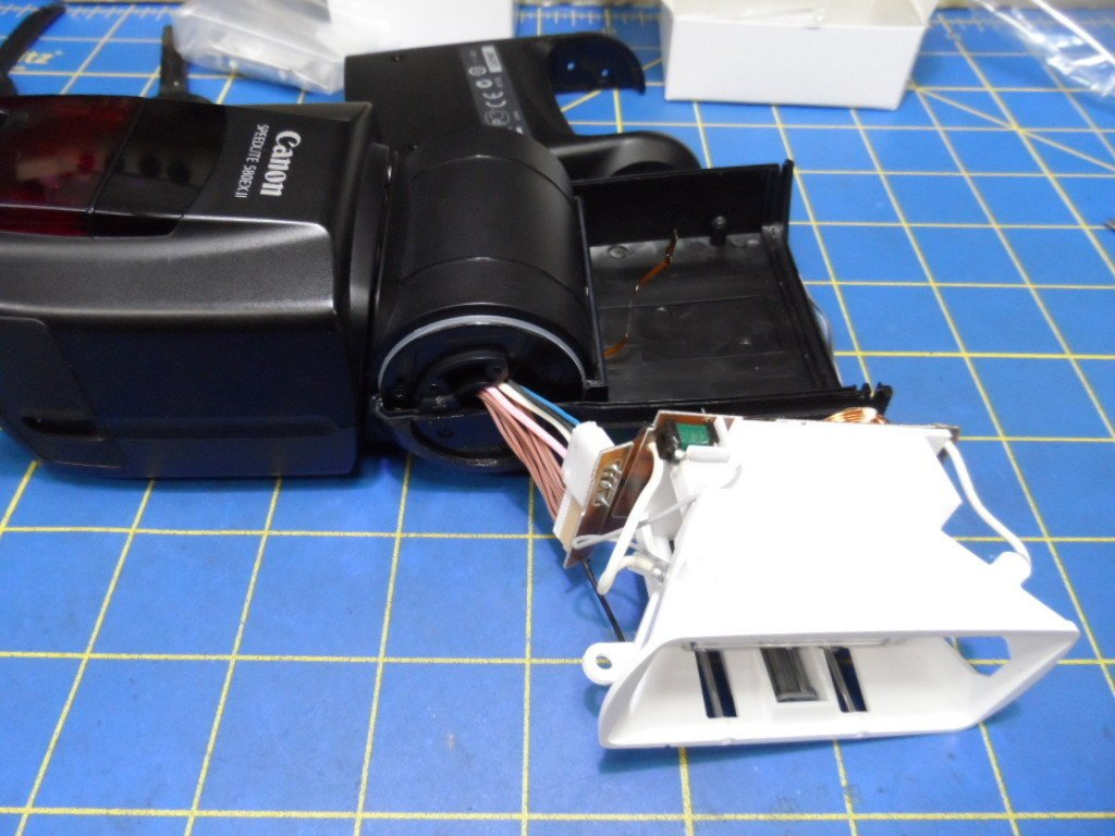 Canon Speedlite 580EX II Repair