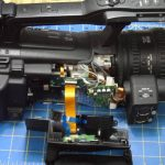 Canon XF300 Repair