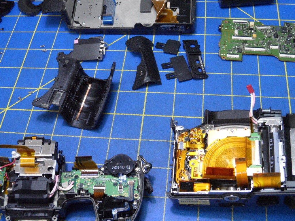Panasonic DMC-GH4 Repair