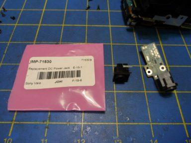 Sony PXW-X180 Repair
