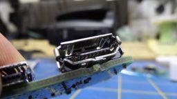 JVC camcorder repair GY-HM200 Repair
