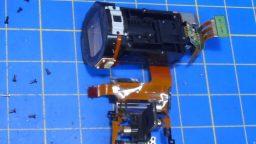JVC camcorder repair service HM200