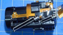 JVC camcorder Repair service center hm200 lens