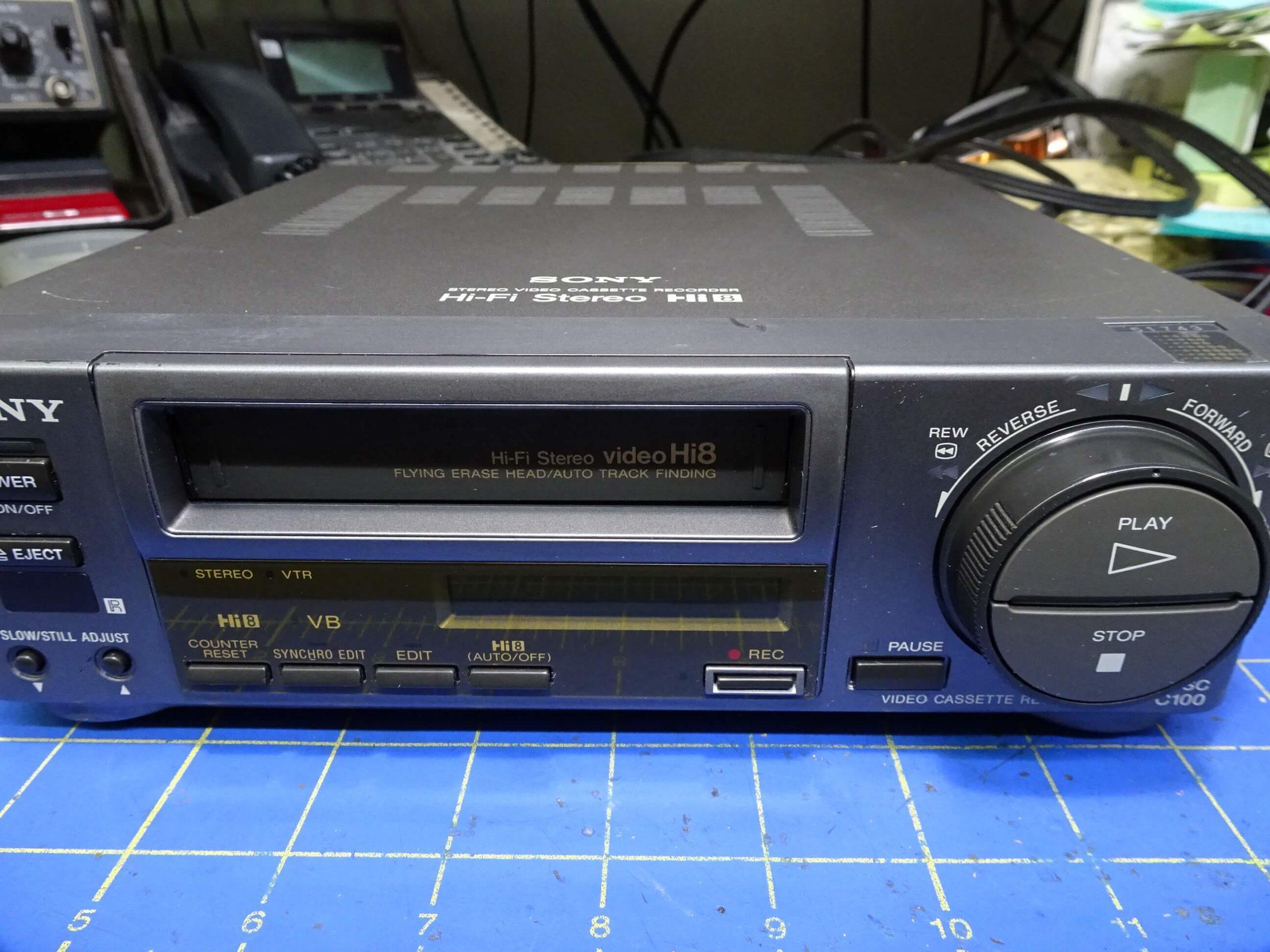 Sony EV-C100