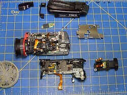 Panasonic Camcorder Repair Service