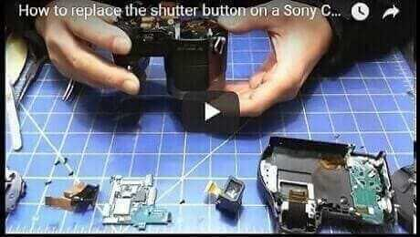 Camera Repairs, Sony Alpha 7, Canon EOS & Rebel repairs