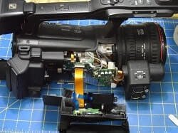 Canon Camcorder Repair Service
