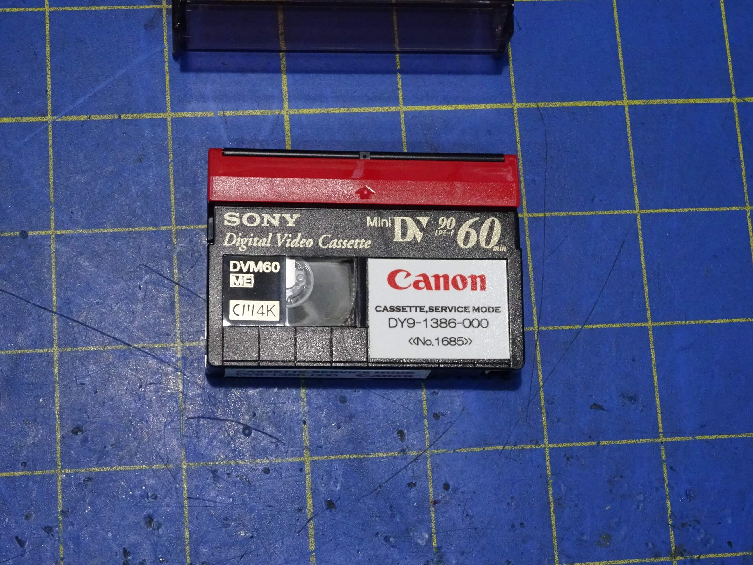 Canon XH A1 | MYK Camera Camcorder Repair Services
