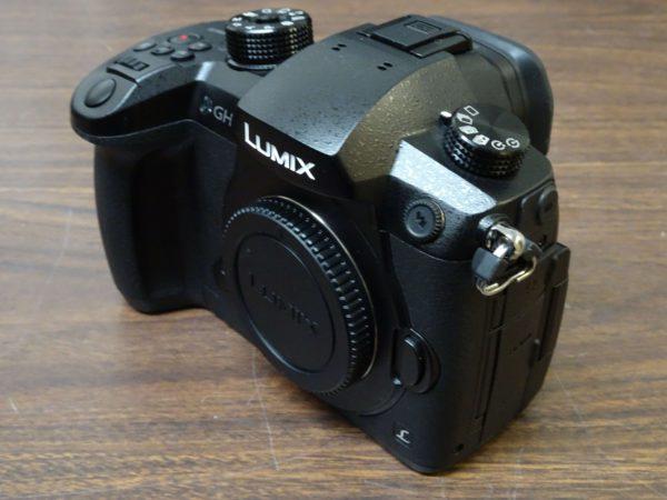 Panasonic LUMIX DC-GH5 20.3MP Digital Camera