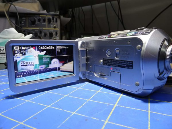 Panasonic HDC-SD1