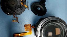 AG-UX90 Lens Repair