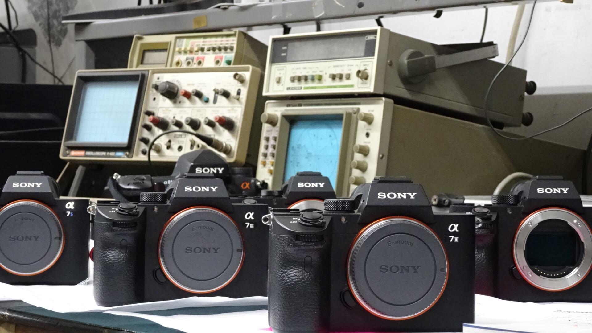 Sony A7 Camera Repair Service