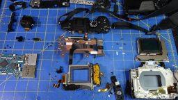 Sony Alpha A7RM3 Repair