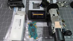 Sony PXW-X70 Repair (4)