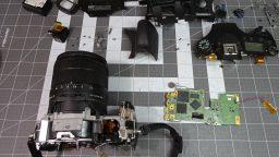 sony dsc-rx10m4 repair no power