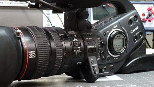 Canon Camcorder Repair Service Center