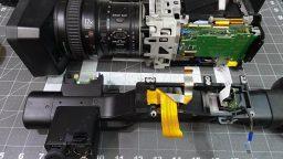 Sony PXW-Z280 Repair