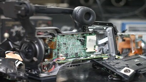 JVC Camcorder Repair Service Center