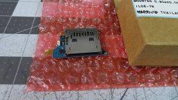 Sony A7 Card Reader Repair