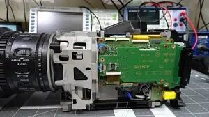 Sony Camcorder Repair Service Center