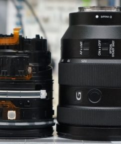 Sony SEL24105G Repair
