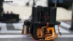 Panasonic AG-UX90 Zoom Lens Repair
