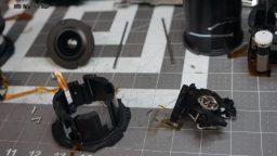 Panasonic AG-UX90 lens Repair